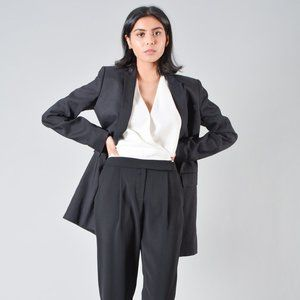 Stella McCartney Black Blazer Size 46